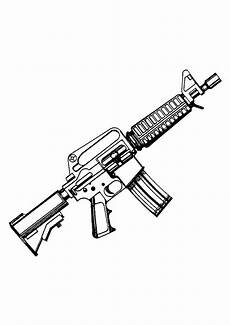 Ausmalbilder Waffen Drucken Ausmalbilder Ausmalbilder Maschinengewehr Zum Ausdrucken