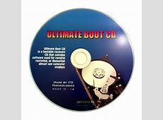 Ultimate Boot CD for Windows 7   Many diagnostic programs