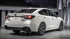 2020 subaru legacy redesign 2020 subaru legacy revealed at chicago auto show autoblog