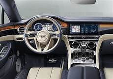 2019 bentley flying spur interior 2019 bentley flying spur redesign price and review news