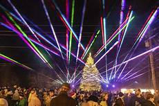 James Center Lighting 2018 Christmas 2018 La Center Tree Lighting Clarkcountytoday Com