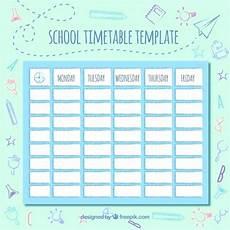 Cute Class Schedule Maker Cute Class Schedule Template Printable Schedule Template