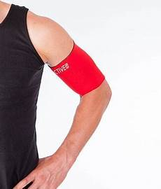 bicep support sleeve active650 uk bicep support arm compression bicep