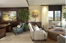 Robeson Design La Jolla Luxury Home Living Room Robeson Design San