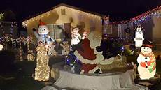 Christmas Lights Pepper Drive El Cajon Joy To San Diego The Best And The Brightest In 4 Minute