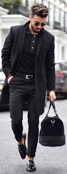 feeling the all black lately moda masculina