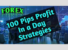 Best Scalping forex Strategy: 100 pips profit per day by