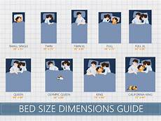 mattress size chart bed dimensions definitive guide