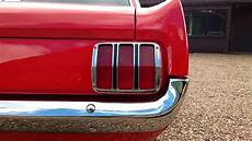 Ford Mustang Euro Lights 1964 66 Ford Mustang Uk Euro Led Lights Youtube