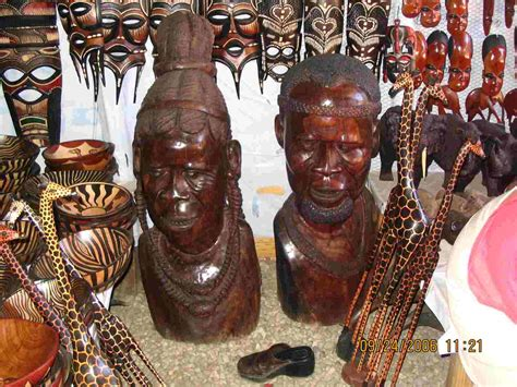 African Nude Clips