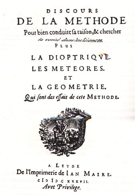Cogito Ergo Sum Descartes