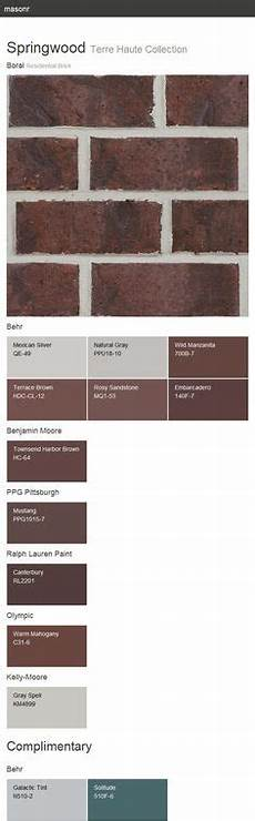 Boral Brick Chart Briarwood Augusta Collection Residential Brick Boral