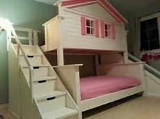 bunk bed with slide foter