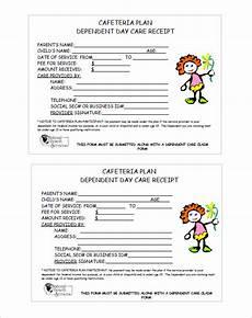 Daycare Template 20 Daycare Receipt Templates Doc Pdf Free Amp Premium