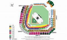 Coors Field Detailed Seating Chart Rows Coors Field Seating Chart Pictures To Pin On Pinterest