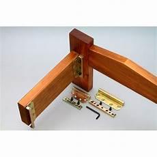 kia ora 120 x 40mm gold maxilock bed bracket bunnings