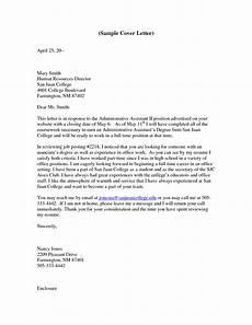 Resume Cover Letter Sample For Administrative Assistant Job Administrative Assistant Cover Letter Help