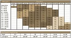 Youth Bat Size And Weight Chart Annex Baseball Bat Sizing Chart All Ages Bat Guide Bat