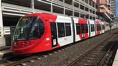 Light Rail Sydney Trackwork Sydney Light Rail Vlog 12 Convention Centre Youtube