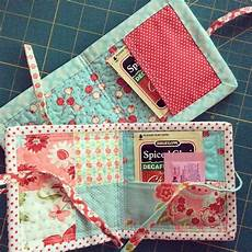 last minute gift tutorial patchwork tea mat with inside