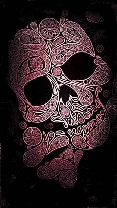 floral skull iphone wallpaper skull wallpaper for phone best wallpaper hd