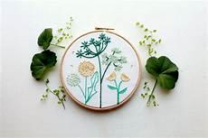 ild flower embroidery stitch sler kit colours