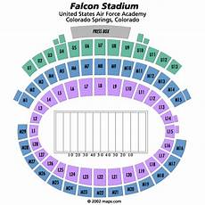 Af Falcon Stadium Seating Chart Falcon Stadium Usaf Academy Tickets Schedule Seating