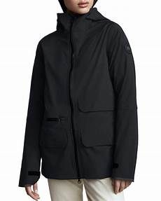 goose coats for rsin lyst canada goose pacifica jacket in black