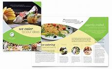 Food Brochure Templates Food Catering Brochure Template Design