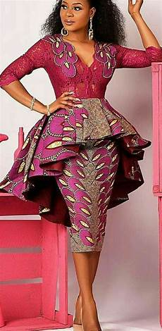 ankara dress clothing styles fashion