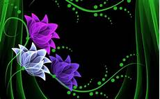 floral abstract 4k wallpaper neon flowers wallppaer wallpaper 3d and abstract
