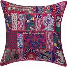 stylo culture indian cotton living room throw