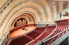 Seating Chart Hill Auditorium Arbor Hill Auditorium At University Of Michigan Designed By