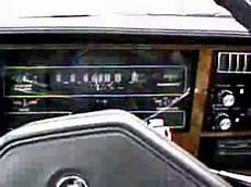 Buick Century Interior Lights 1984 Buick Century Interior Ride Youtube
