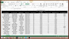 Spreadsheet In Excel 5 Professional Excel Spreadsheet Excel Spreadsheets Group