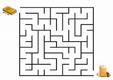 labyrinth zum ausdrucken mittelschwer