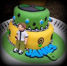ben 10 cake look at what i made