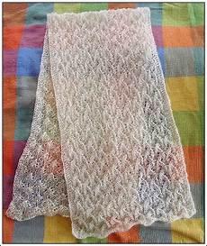 stricken lace honeycomb lace gesamtansicht