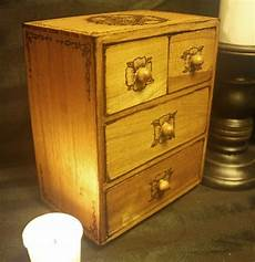 clothes drawers wiccan gorgeous four drawer keepsake chest box decorated by