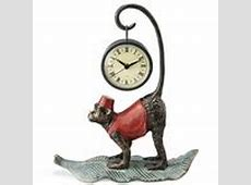 Monkey Clock Desk Accessory by SPI Home $51, You Save $18.00