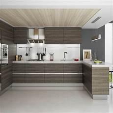 2018 Kitchen Cabinet Designs 2018 China New Modern Furniture Glossy Mdf Kitchen Cabinet