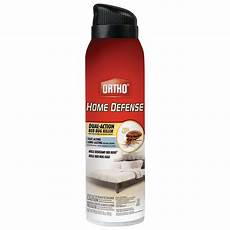 ortho home defense dual bed bug killer aerosol