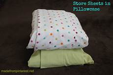How To Make A Cover Sheet For A Paper Store Sheets In Pillowcases