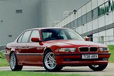 Bmw 7 Series Saloon Review 1994 2002 Parkers