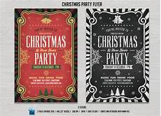 Work Christmas Party Flyer Christmas Amp New Year Party Flyer Flyer Templates On