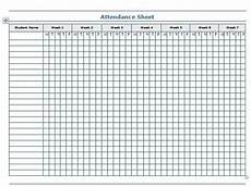 Free Printable Attendance Chart Image Result For Monthly Attendance Sheet For Home Daycare
