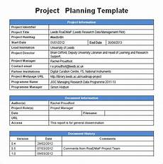 Free Project Management Forms Project Management Templates Cyberuse
