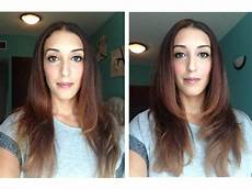 my d i y layered haircut make up by dal