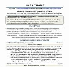 Director Of Sales Resume Samples Director Of Sales 171 Brand Your Career