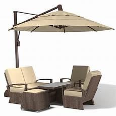 Patio Sofa Set 3d Image by 3d Coral Coast Sunbrella